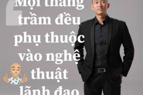 Thầy Đặng Phương Nam: Hãy cảm ơn những lúc bạn gặp khó khăn